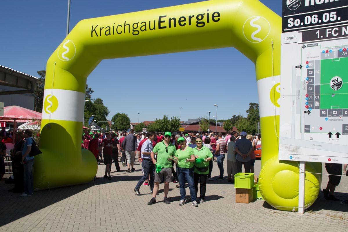 Zuschauer Ironman Kraichgau