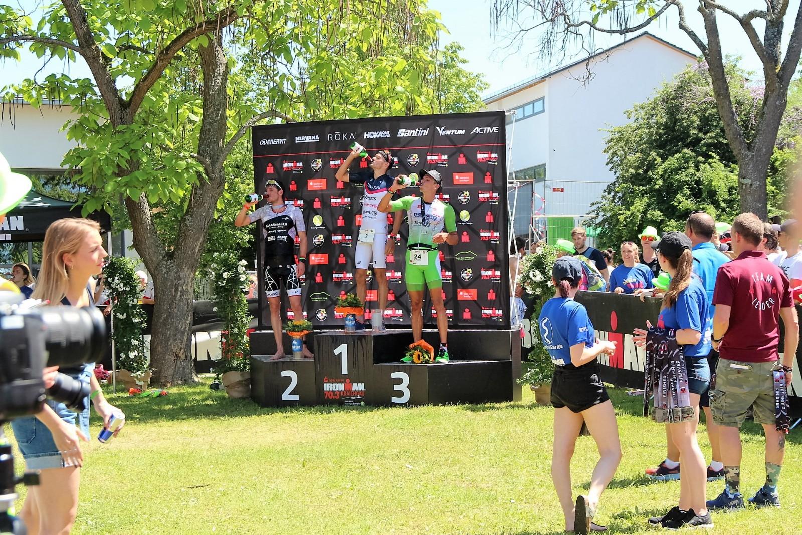 Sieger Ironman Kraichgau 70.3