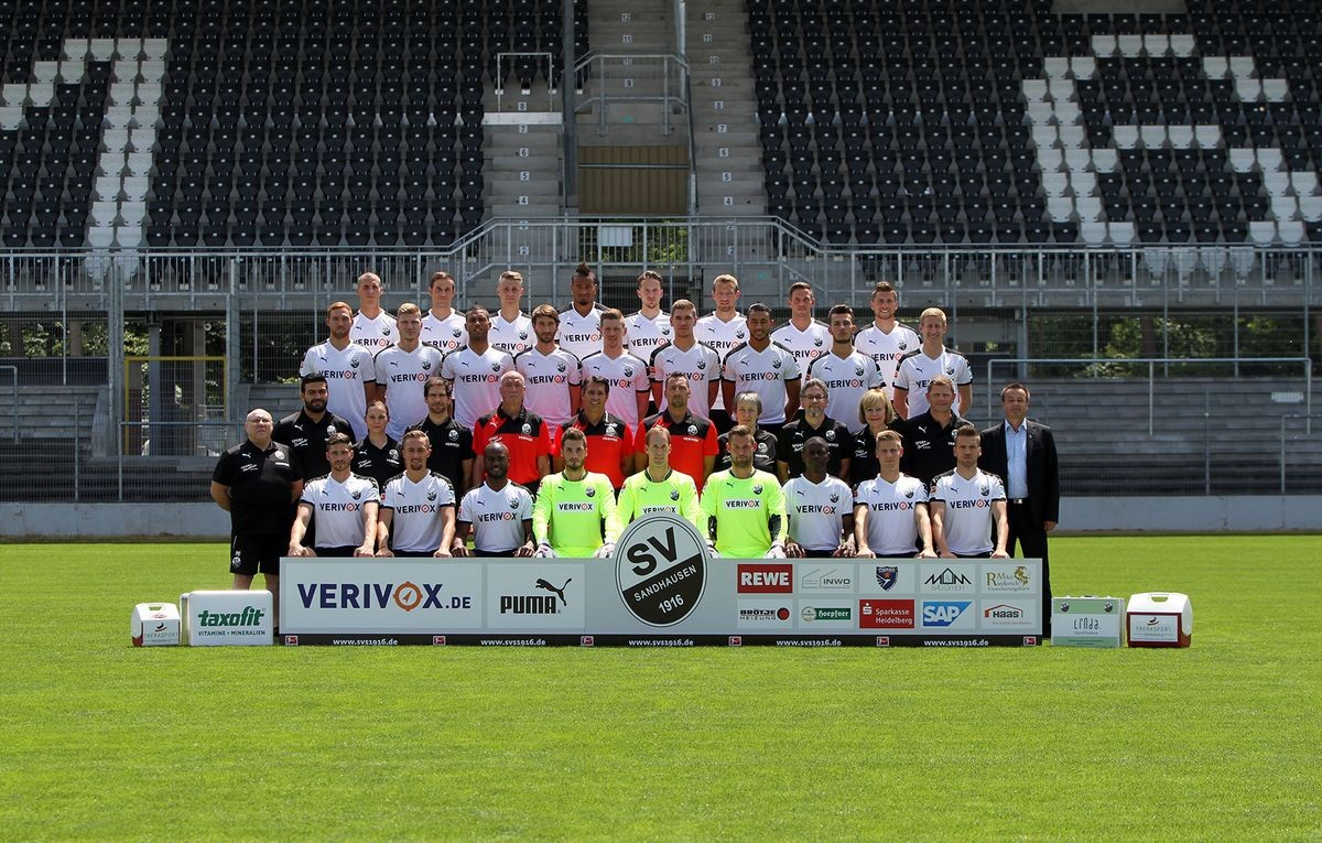 Team SV Sandhausen
