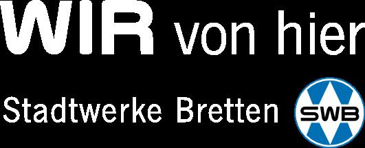 Logo Wir von hier SW Bretten